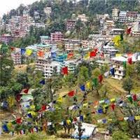 Dharamsala - Chamundaji - Palampur - Dharamsala
