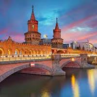 Rome - Florence - Venice - Zurich - Paris - Strasbourg - Munich - Innsbruck - Frankfurt - Lijnden