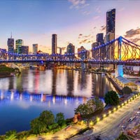 Brisbane - Gold Coast