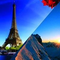 Switzerland - Paris