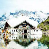 New Delhi - Manali - Shimla - Rohtang Pass - Kufri - Naldehra - Chail
