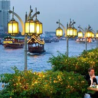Phuket - Phi Phi Island - Phuket Fantasea - Bangkok