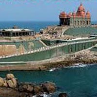 Madurai - Rameshwaram - Kanyakumari - Kovalam
