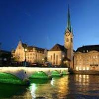 Zurich - Interlaken - Lucerne - Zurich