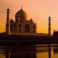 Delhi - Jaipur - Agra - Jhansi - Orchha - Khajuraho - Varanasi - Delhi