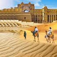 Delhi - Mathura - Vrindavan - Agra - Fatehpur Sikri - Jaipur - Ajmer - Pushkar - Ranthambore - Kota - Bundi - Chittorgarh - Bijaipur - Udaipur - Ranakpur - Kumbhalgarh - Jodhpur - Jaisalmer - Bikaner - Mandawa - Delhi