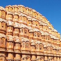 Delhi - Pachewar - Bundi - Bijaipur - Udaipur - Dungarpur - Narlai - Luni - Jodhpur - Osian - Nawalgarh - Jaipur - Fatehpur Sikri - Agra - Delhi