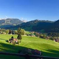 Zurich - Lucerne - Mt Titlis - Lucerne - Lugano - Swiss Miniature - Lugano - Zurich