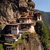 Thimphu - Punakha - Wangduephodrang - Paro