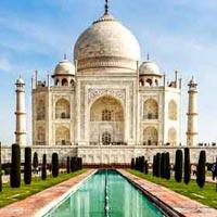 Delhi - Agra - Fatehpur Sikri - Bharatpur - Jaipur - Delhi