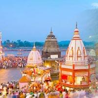 Delhi - Haridwar - Joshimath - Auli - Rishikesh - Delhi