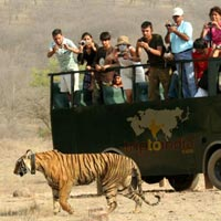 Delhi - Agra – Ranthambore - Jaipur – Ajmer - Pushkar - Jaipur