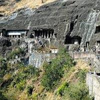 Pune - Aurangabad - Ajanta Caves - Ellora - Grishneshwar