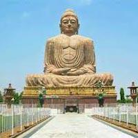 Delhi - Calcutta - Patna - Nalanda - Rajgir - Bodhgaya - Varanasi - Kushinagar - Lumbini - Balrampur - Lucknow - Agra – Delhi