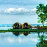 Munnar - Thekkady - Kumarakom - Alleppey