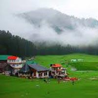Dalhousie - Khajjiar - Dharamsala
