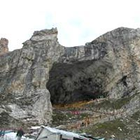 Srinagar - Sonamarg - Amaranth cave - Srinagar