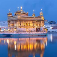 Delhi - Agra - Jaipur - Delhi - Amritsar - Delhi