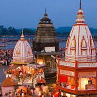Delhi - Agra - Jaipur - Delhi - Haridwar - Rishikesh - Delhi