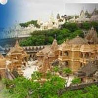 Ahmedabad - Jamnagar - Dwarka - Porbandar - Somnath - Diu - Sasangir - Junagadh - Virpur - Gondal