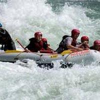 White Water Thriller On Mahakali - Kumaon