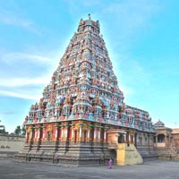 Chennai - Mahabalipuram - Thanjavur - Trichy - Madurai - Trivandrum - Kanyakumari