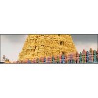 Chennai - Tirupati - Pondicherry - Chennai