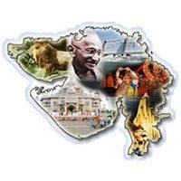 Ahmedabad - Jamnagar - Dwarka - Porbandar - Somnath - Veraval - Diu - Sasangir - Junagadh - Rajkot - Gandhinagar - Ahmedabad