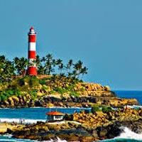 Cochin - Munnar - Alleppey - Kovalam - Thiruvananthapuram
