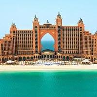Dubai - Palm Atlantis - Abu Dhabi