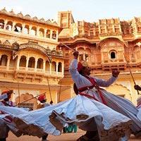 Jodhpur - Osiyan - Kheechan - Jaisalmer - Bikaner - Mandawa - Jaipur