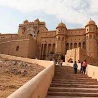 Jaipur - Ajmer - Pushkar - Nathdwara - Udaipur - Mount Abu Jaipur - Jeep Safari