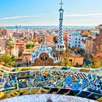 Madrid - Cordoba - Seville - Malaga - Barcelona