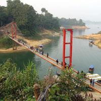 Dhaka - Chittagong - Rangamati