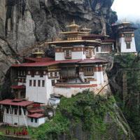 Paro - Thimpu - Punakha - Trongsa - Bumthang - Taktsang