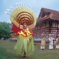 Munnar - Thekkady - Alleppey - Kovalam - Kanyakumari