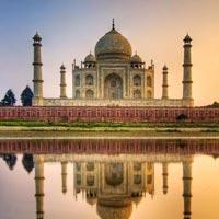 New Delhi - Agra - Manali