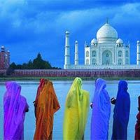 Delhi - Jaipur - Agra - Orchha - Khajuraho - Bandhavgarh