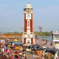 Delhi - Haridwar - Rishikesh