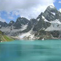 Jammu - Katra - Srinagar - Gulmarg - Sonamarg - Pahalgam