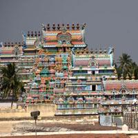 Chennai - Mahabalipuram - Kanchipuram - Pondicherry - Chidhambaram - Tanjore - Trichy - Chettinadu - Madurai - Periyar - Alleppey - Cochin - Ooty - Mysore - Hassan - Hospet - Badami - Goa