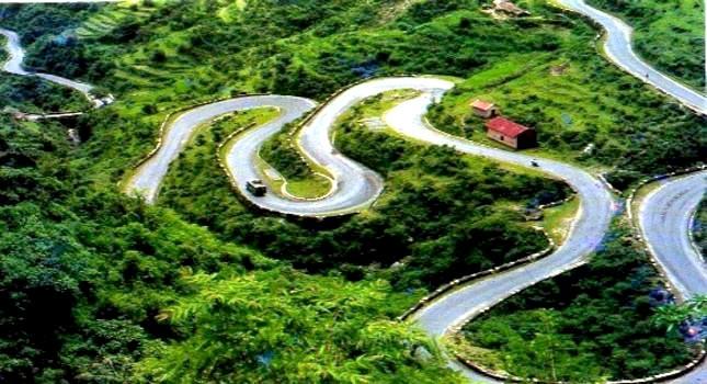 Delhi - Haridwar - Saynachati - Yamunotri - Uttarkashi - Gangotri - Uttarkashi - Gaurikund - Kedarnath - Badrinath - Joshimath - Rishikesh - Haridwar