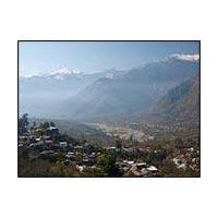 Chandigarh - Dharamsala - Shimla - Excursion to Kufri - Chandigarh Departure
