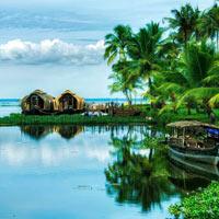 Munnar - Kumarakom - Alleppey