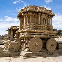 Chennai – Mahabalipuram – Pondicherry – Tanjore – Madurai- Periyar – Munnar – Alleppey – Cochin – Hospet – Badami - Goa