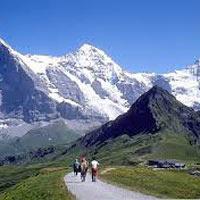 Paris - Affolten/Zurich - Lucerne - Interlaken - Zurich - Rhine Falls - Geneva