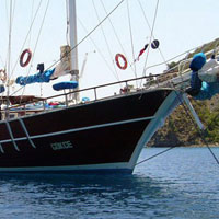 Turkey - Blue Cruise - Marmaris - Bodrum - Fethiye - Gulet - Antalya - Turkish - Blue Cruise