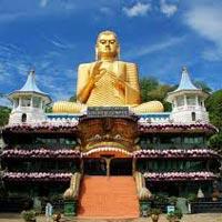 Dambulla - Kandy - Bentota - Colombo