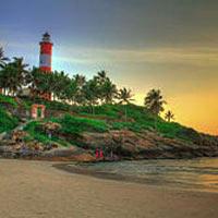 Cochin - Munnar - Thekkady - Kumarakom - Houseboat - Alleppey - Kovalam
