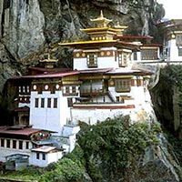Kathmandu - Paro - Thimpu Valley